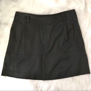 Vince Black Skirt with pockets